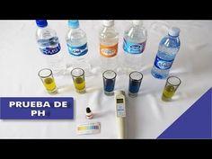 PRECAUCION tu agua embotellada es realmente SALUDABLE? Prueba PH Alkalina o Acida 2014 - YouTube