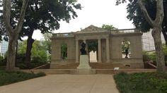 Desde el Rodin Museum de #Philly