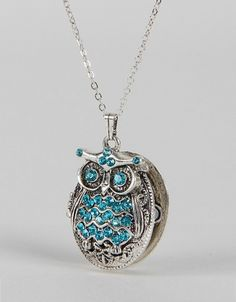 Jewelry & Watches Solid 925 Sterling Silver Turquoise Red Eyes Luck Owl Lucky 33mm Pendant Comfortable And Easy To Wear