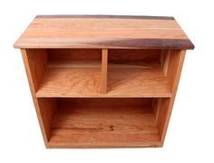 cherry wood bookcase from palumba