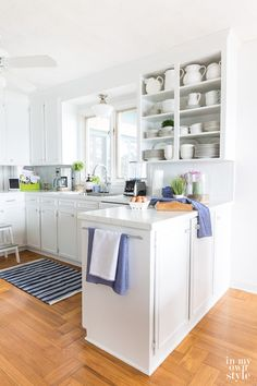 208 best kitchen decorating ideas on a budget images in 2019 white rh pinterest com