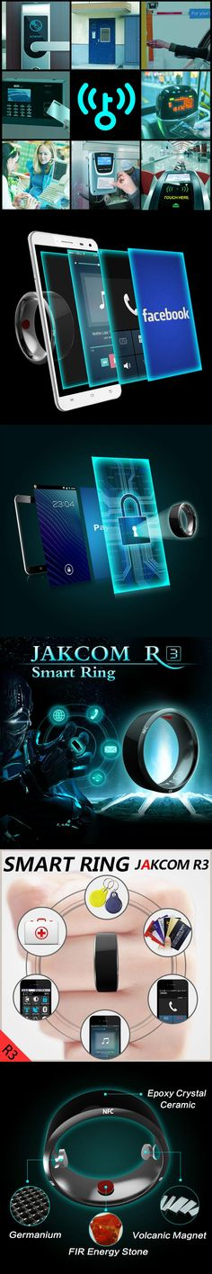 Jakcom Smart Ring R3 Hot Sale In wearable device smart electronics As For Xiaomi Miband 2 Strap For Garmin Etrex 30 Polar V800
