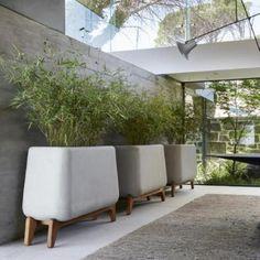 Garden Troughs, Trough Planters, Concrete Planters, Outdoor Planters, Outdoor Decor, Plant Decor, Backyard Landscaping, Container Gardening, Indoor Plants
