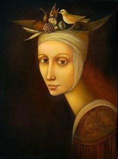Alla Tsank - Russian Artist