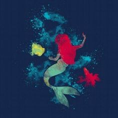 A Little Mermaid T Shirt By Edwoody World Show Everyone That You Are Fan Of The With This