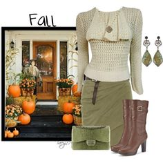 """Fall"" by traceyj12 on Polyvore"