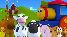 밥 기차와 농장여행 | Bob, The Train - Went To The Farm | Old MacDonald #Toddlers #Kids #Babies #Preschoolers #Kindergarten #Fun #Educational #shapes #colors #KidsLearning #Parenting  https://youtu.be/tY_ZGcYfLko