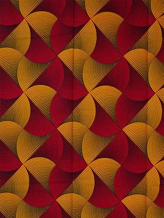 African fabric by the Yard Ankara fabric by the yard African Supplies African print fabric wax print fabric cotton african wax red yellow African Print Skirt, African Print Fashion, African Prints, Ankara Fashion, African Design, African Art, African Style, African Women, African Colors