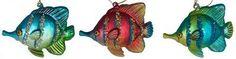Fish Sparkle Ornament