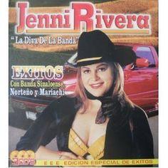 Jenni Rivera, La Diva De La Banda [Box Set]