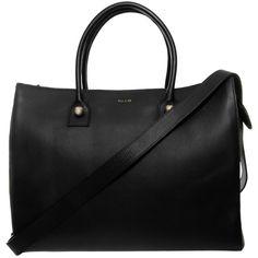 PAUL & JOE Nino Tote Bag (€190) ❤ liked on Polyvore featuring bags, handbags, tote bags, purses, totes, bolsa, leather handbags, laptop tote bag, handbags totes and vintage leather purse