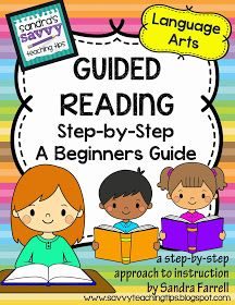 Guided Reading Step by Step - for beginning teachers Guided Reading Lessons, Guided Reading Groups, Reading Centers, Reading Workshop, Reading Resources, Reading Strategies, Reading Activities, Reading Comprehension, Reading Games