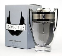 Invictus Paco Rabanne Eau de Toilette - Fragrance for Men Perfume 212, Cheap Perfume, Best Perfume, Perfume Bottles, Best Fragrance For Men, Best Fragrances, One Million Perfume, Invictus Paco Rabanne, Perfume Collection
