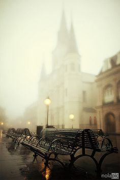 iriniz:  St. Louis Cathedral New Orleans