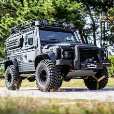 Introducing the world famous SPECTRE EDITION Land Rover Defender by Tweaked Automotive. We've created the ultimate all-terrain Defender. Land Rover Defender 110, Defender 90, Offroader, Bug Out Vehicle, Landrover, Expedition Vehicle, Buggy, Diesel Trucks, Armored Vehicles