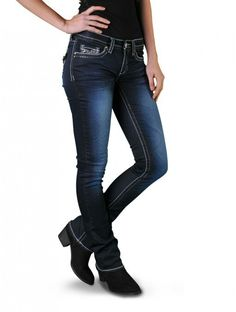 Love these jeans, they are so comfortable.