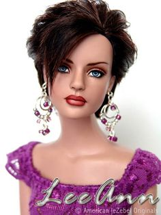"""Bold & Bright Jewelry for dolls 16"""" and larger"""