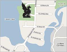 Oconomowoc Festival of the Arts, Oconomowoc, WI Oconomowoc Wi, Art Fair, Wisconsin, Galleries, Map, Head Lice Nits, Location Map, Maps