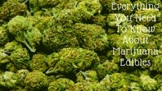 Everything You Need To Know About Marijuana Edibles Free Courses, Base Foods, Medical Marijuana, Chronic Pain, Body Weight, How To Relieve Stress, Need To Know, Health Benefits, Everything