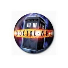 New Series - TARDIS Badge