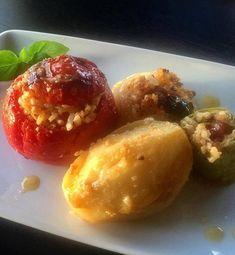 Καλώς Ήρθατε στις Κρητικές Γεύσεις | Παραδοσιακή Κρητική κουζίνα | Κρητικές συνταγές | Παραδοσιακές συνταγές | Γεύσεις από Κρήτη | Food Blogger Κρήτη | - www.kritikes-geuseis.gr Baked Potato, Potatoes, Baking, Ethnic Recipes, Food, Potato, Bakken, Essen, Meals