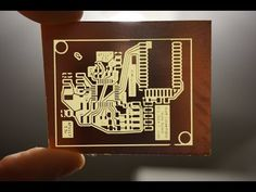 318 best project images on pinterest tools technology and warning this video is not a complete guide and for demonstration only making pcbs isnt rocket science peopleve been doing it for decades at home solutioingenieria Gallery