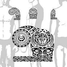 Risultati immagini per polynesian tattoo gallery