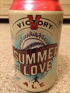 Summer Love IPA, Victory Brewery, provided by HonestBrew