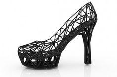 3D Printed Stilettos