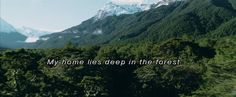 film quote lord of the rings landscape peter jackson nature forest fantasy The Two Towers ent mountain Tolkien treebeard Fangorn