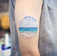 Ocean view by Justice Ink