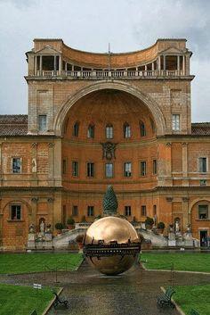 Vatican Museum, Vatican City, Rome.