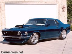 1969 ford mustang coupe - 1969 Ford Mustang Coupe