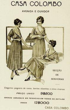 Iba Mendes: Anúncios antigos da CASA COLOMBO