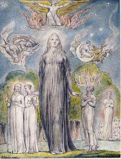 Melancholy- William Blake