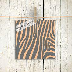 "With #love by @myrpaper in @etsy #pattern #design #graphic #paperdesign #papercraft #scrapbooking #digitalpaper Animal Digital Paper: ""NAMIB DESERT"" pack of backgrounds - #jungle, #animal, #safari, #zoo, #animals, giraffe, leopard, zebra, tiger, cow - orange, gray, brown  Hello And Welcom..."