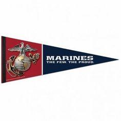 Headquarters /& Corps of Royal Marines Satin /& Chrome Premium Table Flag