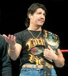 Eddie Guerrero WWE Intercontinental Heavyweight Wrestling Champion
