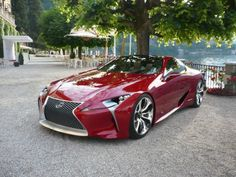 The Lexus LF-LC has hit the road. See it in action, here. The Lexus LF-LC has hit the road. See it in action, here. Used Sports Cars, Sports Cars For Sale, Exotic Sports Cars, Super Sport Cars, Exotic Cars, Lexus Lfa, Lexus Cars, Top Luxury Cars, Latest Cars