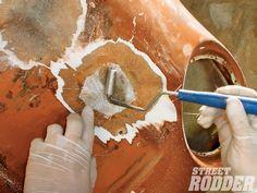 How To Repair Fiberglass - Fiberglass Repair - Tech