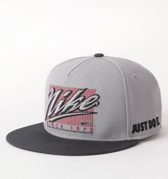 Snapback. Brand/Style/Color is up to you. I tend to like more classic/subtle things. Also preferably not super tall.