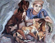 Giovane cacciatore Carlo Levi