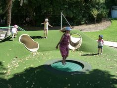 Trampoline Pi - this is the trampoline I want in the back yard