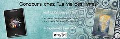La vie des livres: Concours 5 ans - 2 artbooks par les éditions Voy'[...