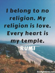 Rumi Why we must believe in God?Read an astonishing article by visiting our site #rumi #lostlightlove #love