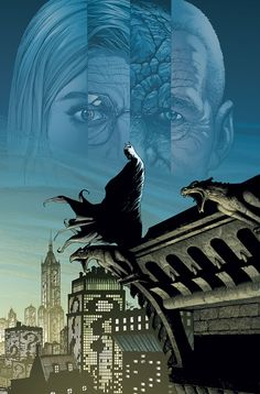 Pick up the sequel to the #1 New York Times bestseller - BATMAN EARTH ONE VOL. 2 - today!