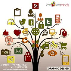 Creative #Graphic #Design #Services. Contact us for more details @ +91 9163363931/+91 9903118211  Or Email:contact@kre8iveminds Website: www.kre8iveminds.com