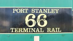 """Car 66, Port Stanley Terminal Rail, Port Stanley #9, 11""""x14"""" - $35. Other sizes available upon request. Comment, send a message, or email perkyandquirky@gmail.com to order. Ontario, Messages, Frame, Car, Photography, Picture Frame, Automobile, Photograph, Photography Business"""