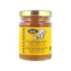 "Miel pour grog ""défenses naturelles"" BIO - 100 ml - SeBio"
