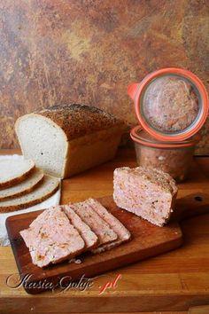Domowa kiełbasa słoikowa Sausage Recipes, Cooking Recipes, Good Food, Yummy Food, Polish Recipes, Food Design, Food To Make, Food And Drink, Favorite Recipes